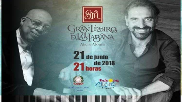 Outstanding Pianists Celebrate World Music Festival in Cuba