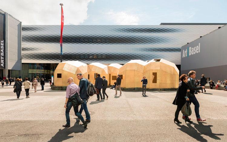 La gran fiesta del arte en Suiza