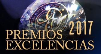 Premios Excelencias 2017