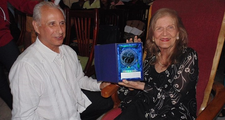 Cuban Poetess Carilda Oliver Died at the Age of 96