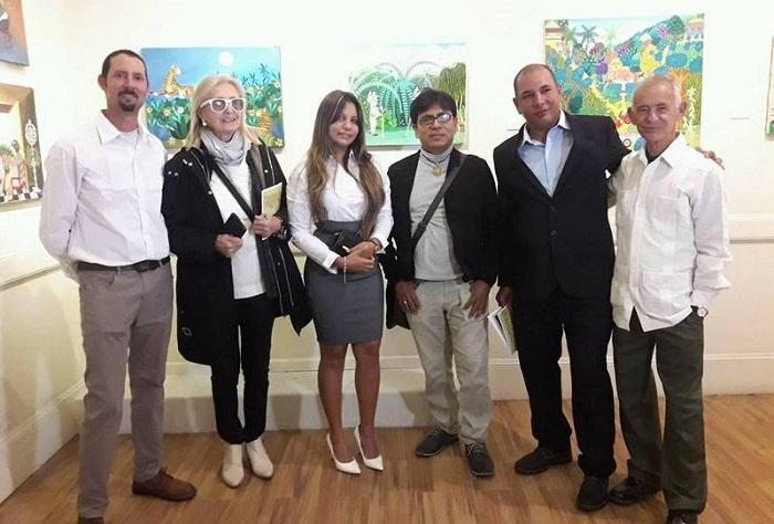 Arte naif cubano en Perú