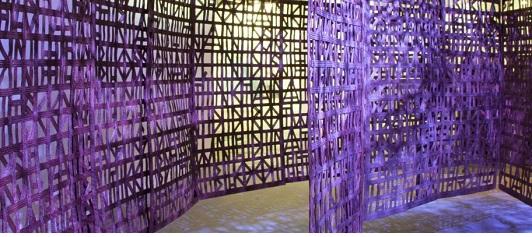 Retrospectiva de Cristina Iglesias en el Centro Botín