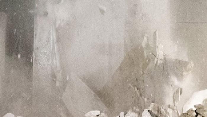 "Jeremy Everett solo exhibition ""Proposal for A Defective Monument"""