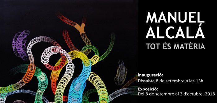 """Manuel Alcalá. """"Everything is Matter"""""""