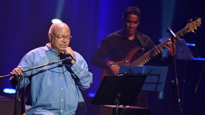 Pablo Milanés canta a La Habana, a su gente