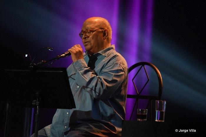 Pablo Milanés en concierto