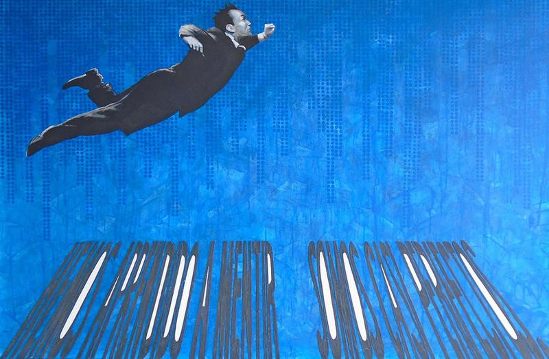 Post-it Arte Contemporáneo Cubano: veinticinco es múltiplo de cinco