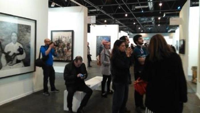 ARCO GalleryWalk incentivo para el arte