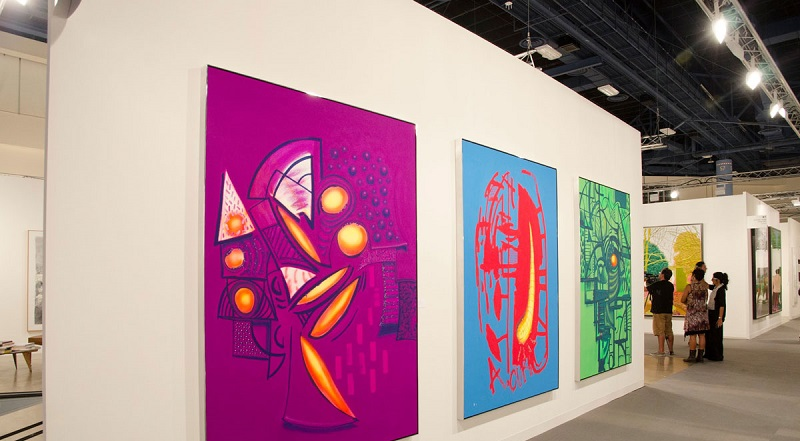 Art Basel announces a premier list of galleries