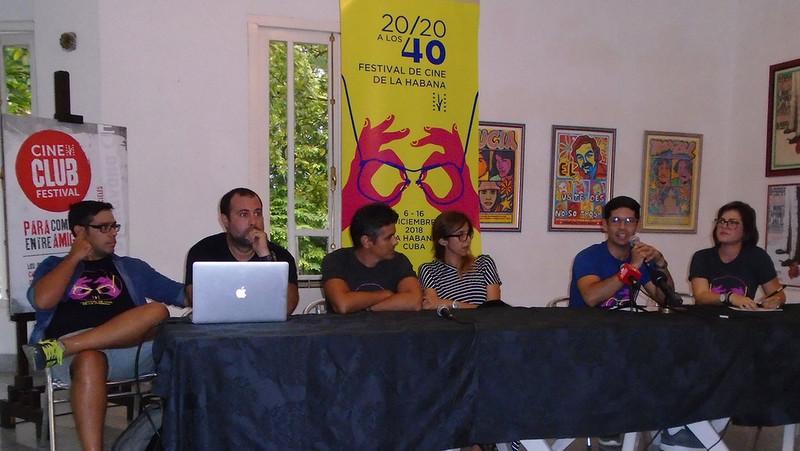 Festival de cine de La Habana: cuarentón a la vista