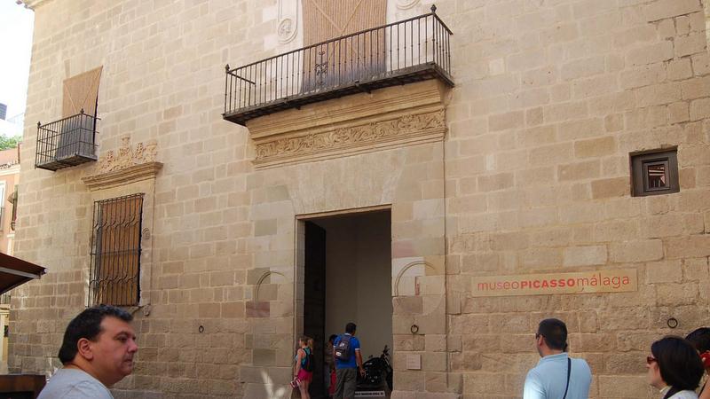 Museo Picasso: 15 años en Málaga
