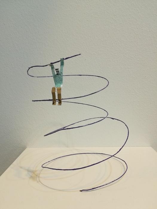 Obras de Ignacio Iturria en Estampa 2018