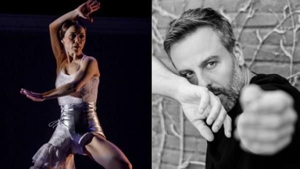 Antonio Ruz y Olga Pericet en los Teatros del Canal