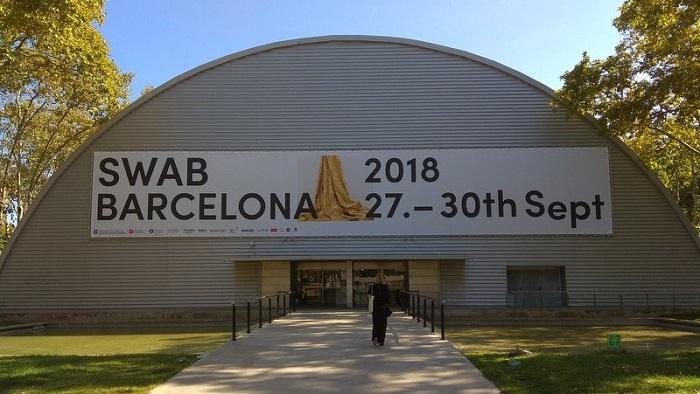 Swab: una feria singular en Barcelona
