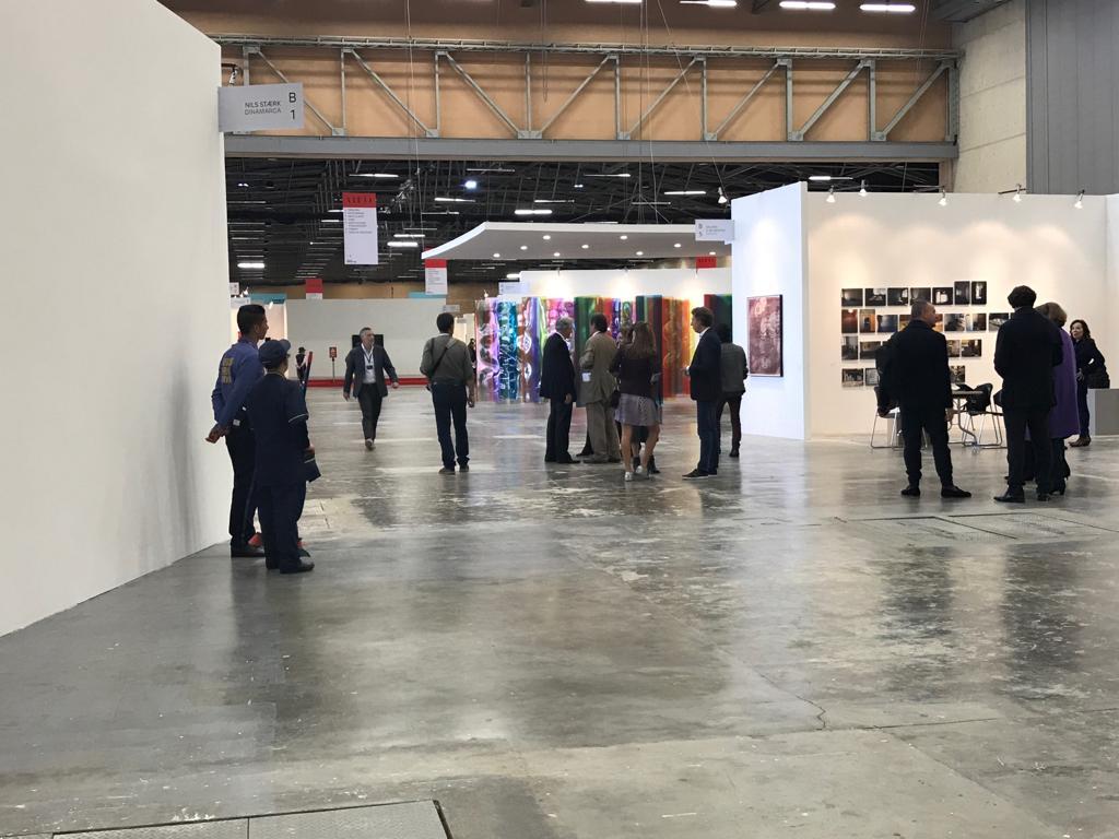 ARTBO abre sus puertas y Arte por Excelencias la acompaña
