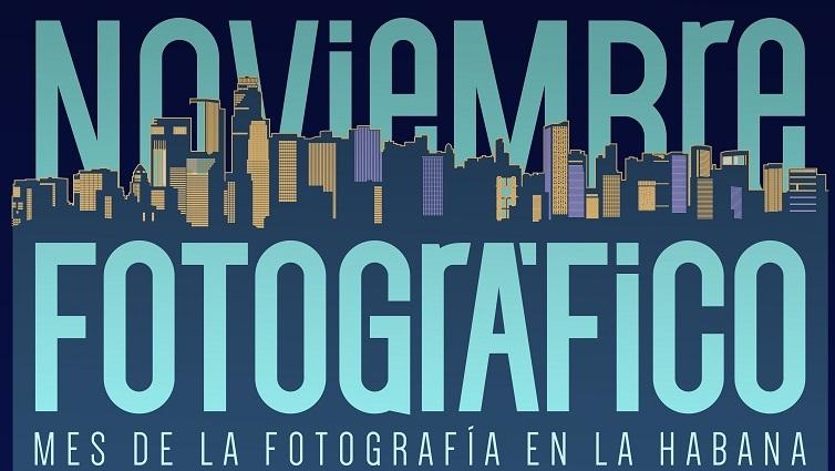 Un Noviembre para la fotografía en Cuba