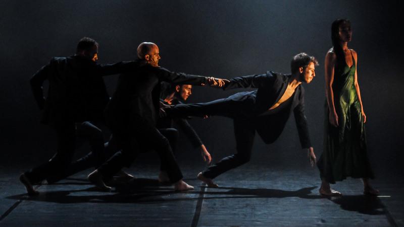 Teatro de Danza Danés: Sirena, eficaz teatralidad
