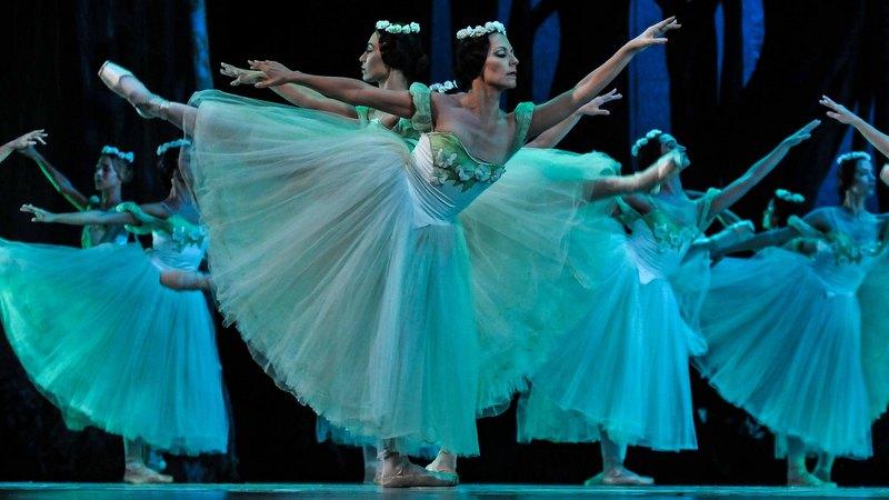 Giselle conmueve en el Teatro Nacional de Cuba