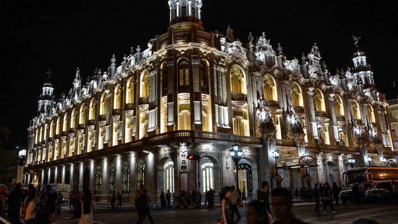 Diez curiosidades del Gran Teatro de La Habana Alicia Alonso