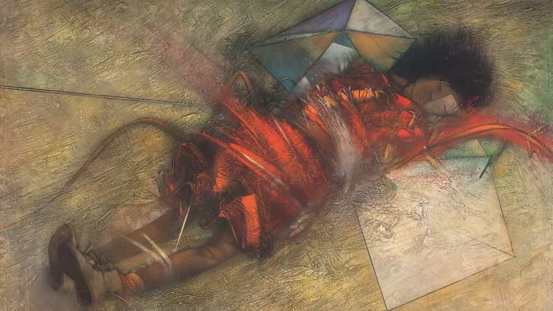 Exposición Pedro Pablo Oliva en la universidad de Tampa