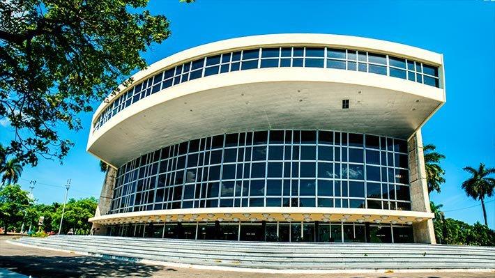 Teatro Nacional de Cuba. A place for art and history