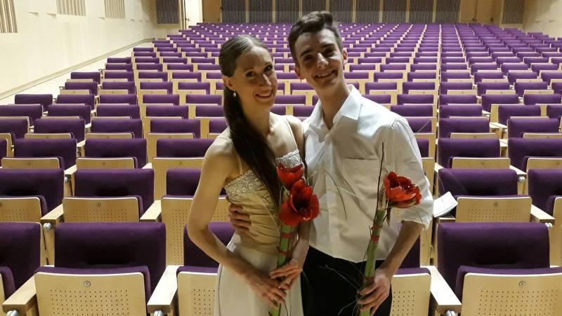 El bailarín Gonzalo Preciado Azanza concluye Phoenix Tour 2018