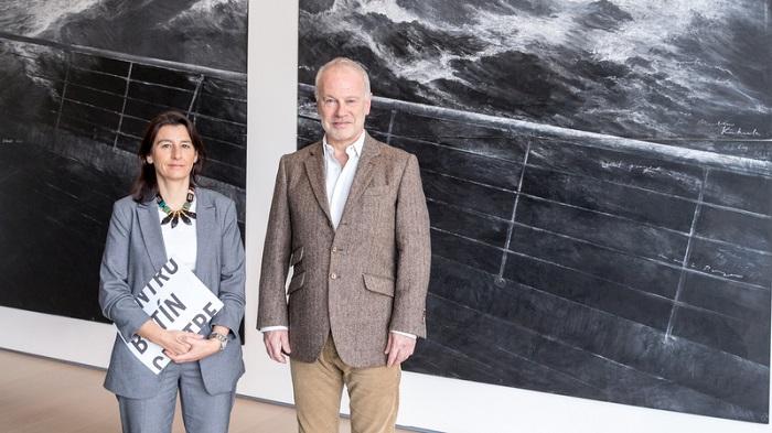 El Centro Botín sigue apostando por el arte contemporáneo