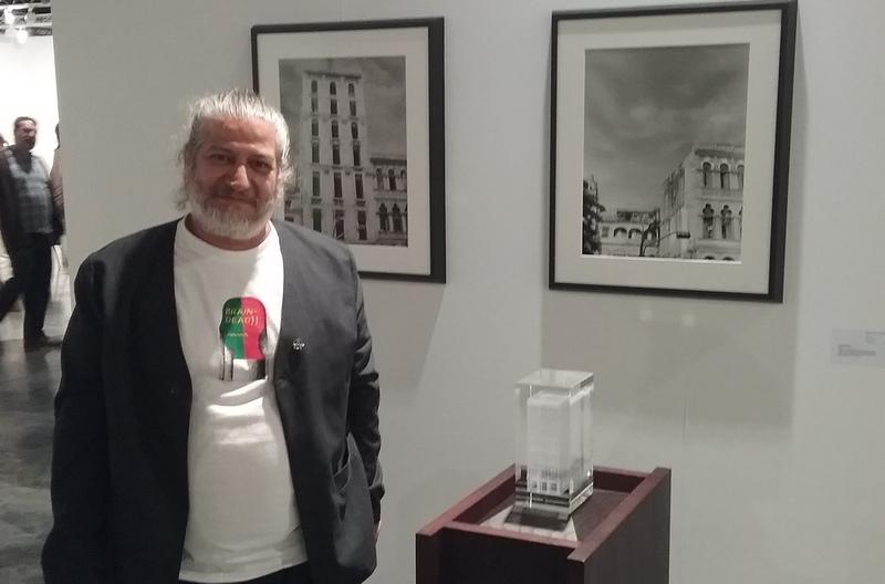 Carlos Garaicoa: Arquitecturas fantasmagóricas en cristal