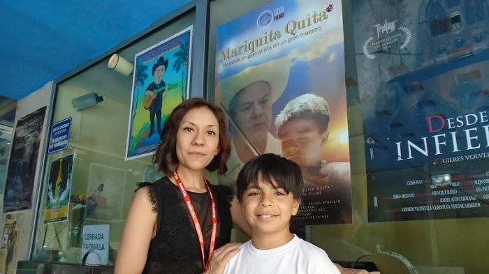 Mariquita Quita: de Cannes a La Habana