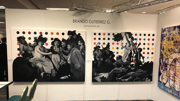 Brando Gutiérrez, Miami River le abre las puertas