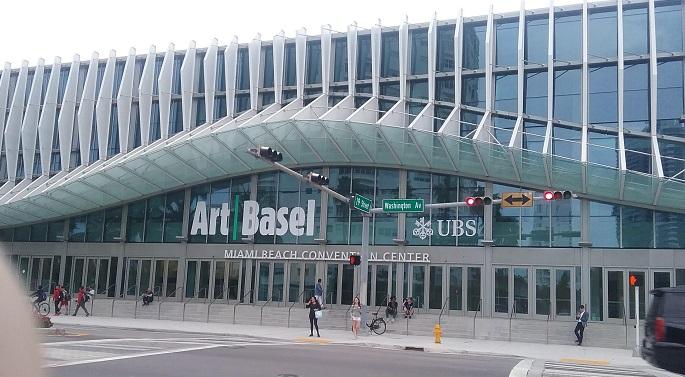 Art Basel Miami Beach. ART will flood the city