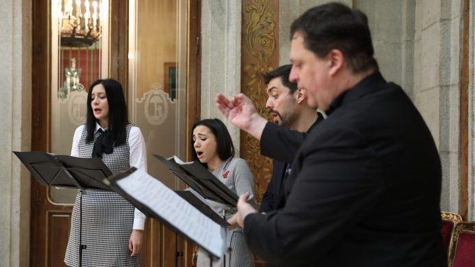 Música sacra acompañará la Semana Santa madrileña