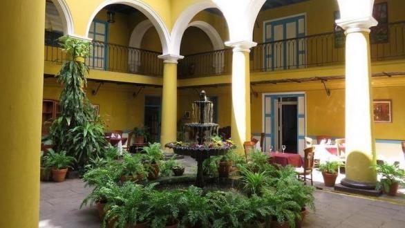 Un patio que apuesta por el rescate de las tradiciones musicales de Cuba