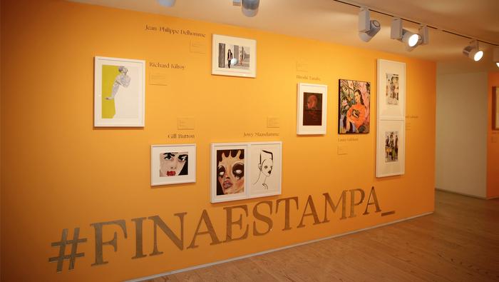 #FINAESTAMPA: El arte de dibujar la moda