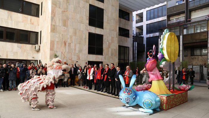 Celebra la llegada del año lunar chino en Madrid