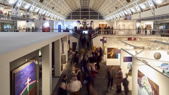 London Art Fair 2019: Un espacio de negocio y reflexión