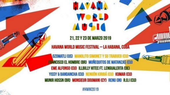 Llega el Havana World Music