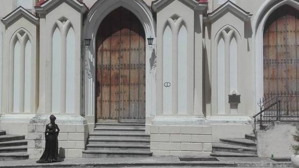La Iglesia del Santo Ángel Custodio