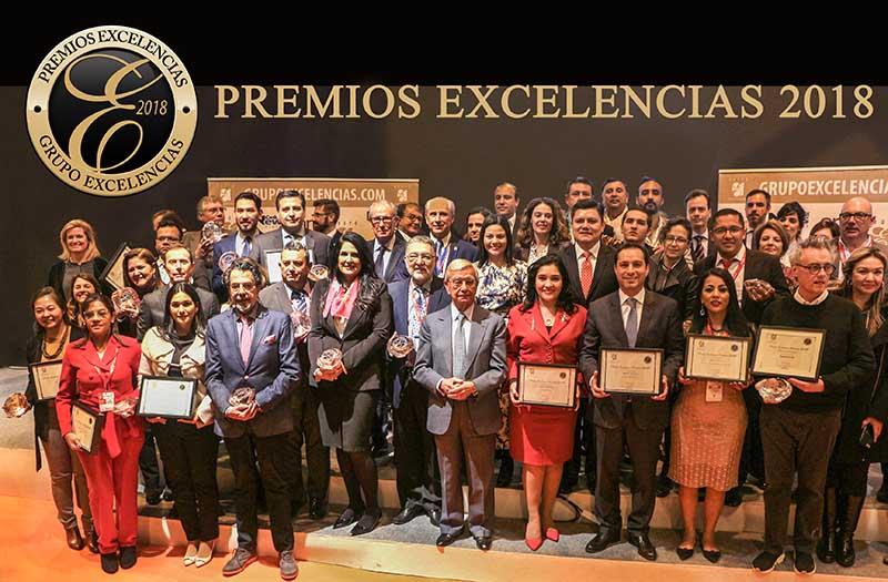 Entregan Premios Excelencias 2018 en la feria de turismo de España