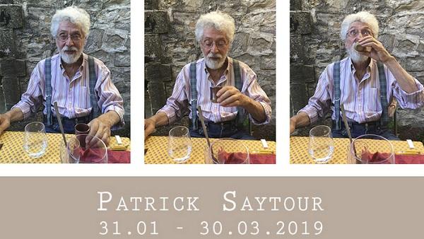 La obra de Patrick Saytour en Galería Rafael Pérez Hernando