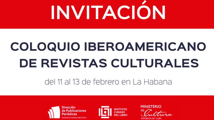 Arte por Excelencias en Coloquio Iberoamericano de Revistas Culturales