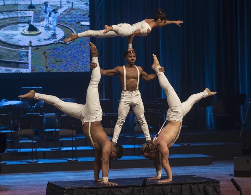 El arte en los Premios Excelencias Cuba 2018
