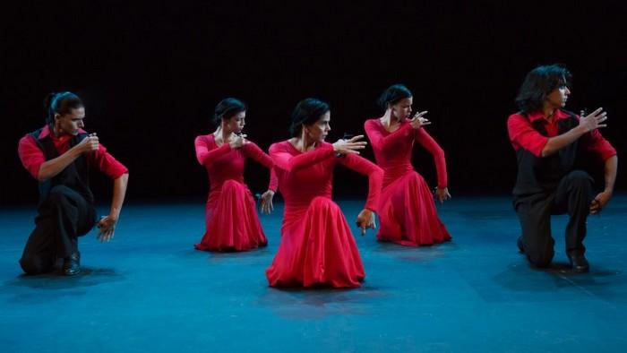 El arte de Irene Rodríguez en la gran manzana: más que flamenco