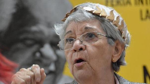Mirta Yáñez: la literatura es la inquietud más seria de mi vida