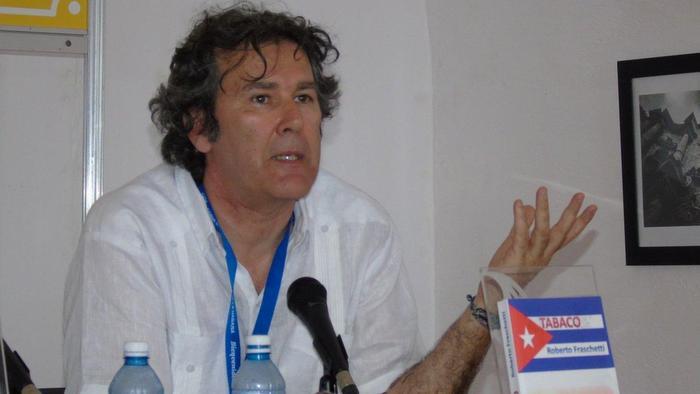En FIL 2019 dos novelas sobre la Historia de Cuba del escritor italiano Roberto Fraschetti