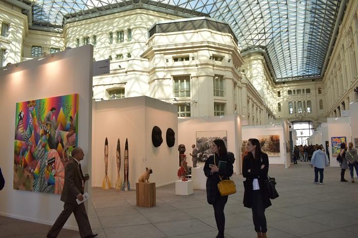 Ya llegó la Semana de Arte en Madrid!!!!