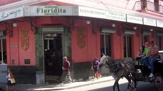 Si La Habana no existiera, yo la inventaría: El Floridita