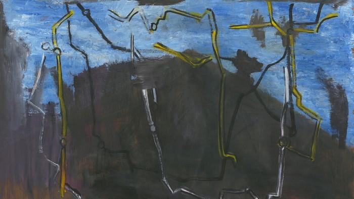 Argentine artist Guillermo Kuitca returns to Madrid