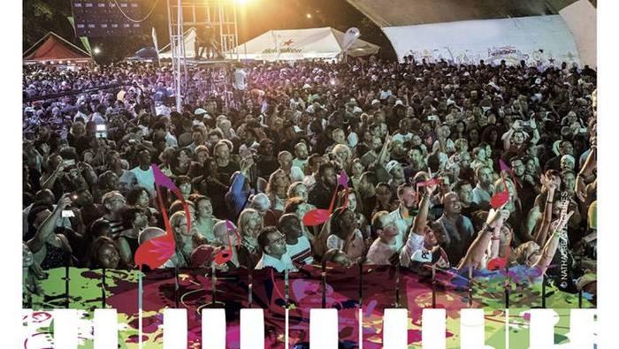A festival that reveres salsa