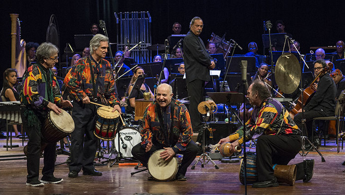 Repercussion and the National Symphony: what you could not miss
